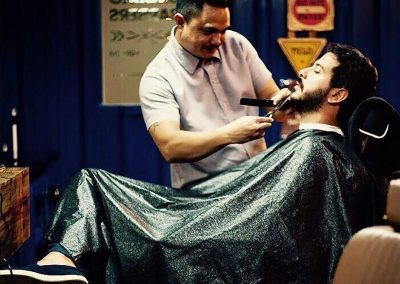 Brusko-Barbers-The-Shave